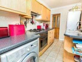 House for sale, Mill Road - Garden