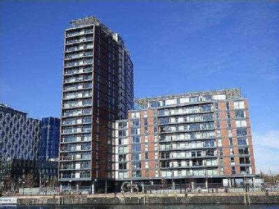 The Quays, Salford, M50 - En Suite
