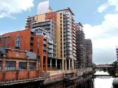 Leftbank, Manchester, M3 - Furnished