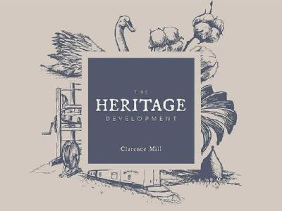 The Heritage Development at Clarence Mill, Bollington