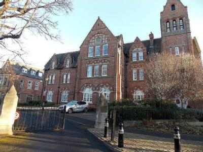 Flat for sale, Jesmond - Listed
