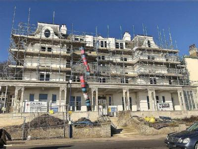 SECOND FLOOR APARTMENT, ACKWORTH HOUSE, THE BEACH, FILEY