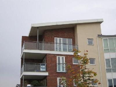 Selman Close, Hythe - Loft, Balcony