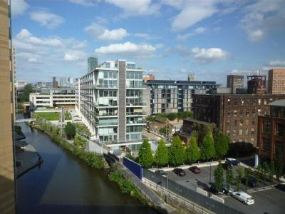 St Georges Island, Castlefield, Manchester, M15
