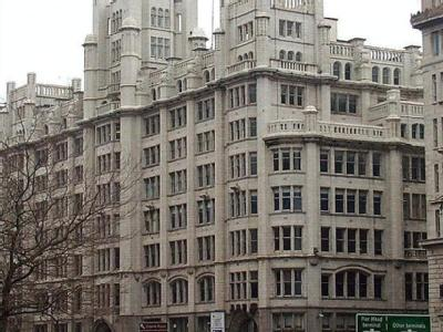Tower Building, Water Street - Listed