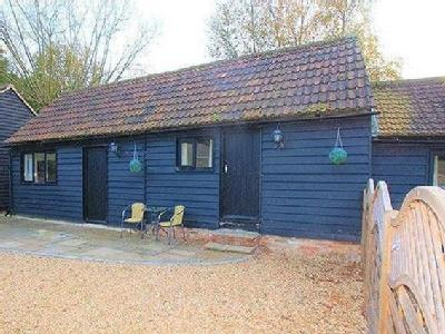 WARMANS BARN COTTAGE, STANSTED