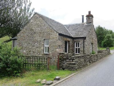 Trinafour, Pitlochry PH18 - Cottage
