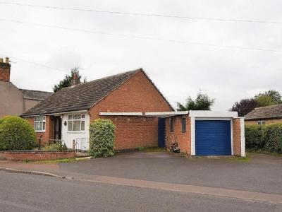 Forest Road, Huncote - Double Bedroom