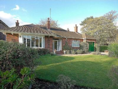 Chancery Lane, Alsager - Bungalow
