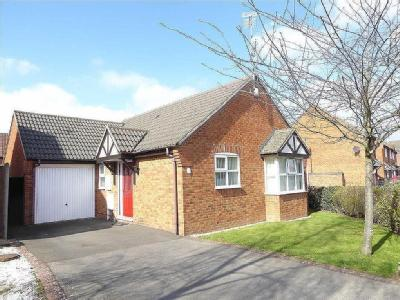 Montgomery Road, Whitnash - Detached