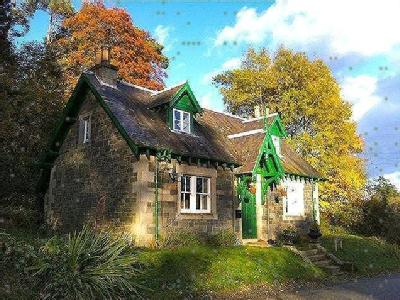 Anvil Cottage, Innerleithen, Scottish Borders, EH44