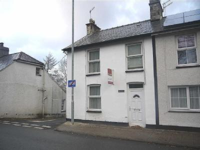 House for sale, Minffordd - Terraced