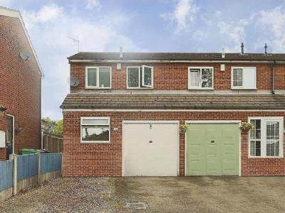 Downing Street, Bulwell, Nottinghamshire, NG6
