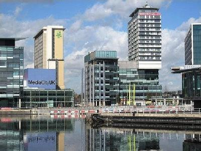 NumberOne Media CityUK Salford