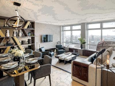 Centre Point Residences, Covent Garden WC1A