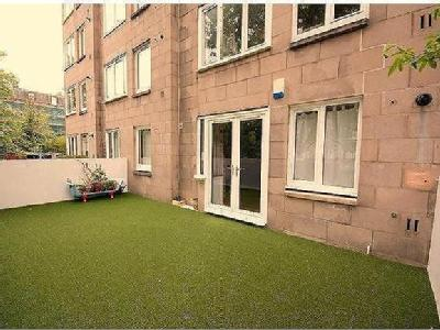 Stockbridge, EH3 - Apartment, Garden