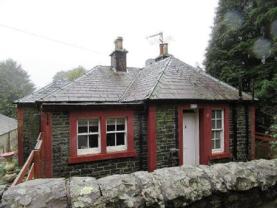 Balgray Gardens Cottage, Lockerbie, Dumfriesshire, Dg11