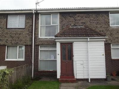 Avondale Gardens, Ashington, Two Bedroom Ground Floor Flat