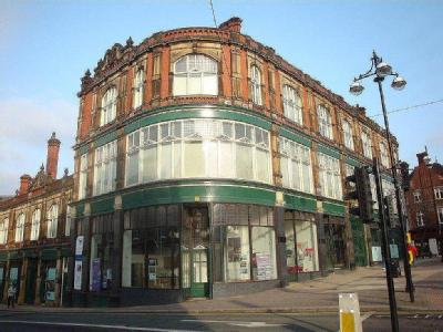 Imperial Buildings, High Street, Rotherham S60