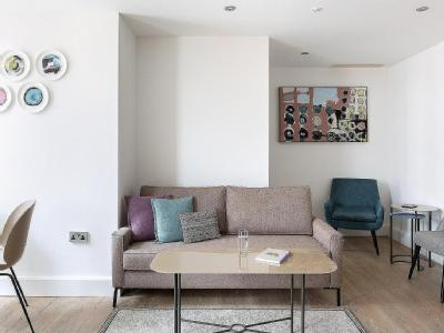 Two Bed With Terrace The Chronicle Norwich St, London EC4A