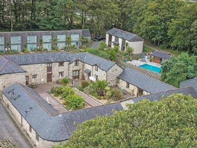Nr. Mawnan Smith, Falmouth, South Cornwall, TR11
