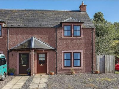 The Orchard, Newstead, Melrose, Scottish Borders