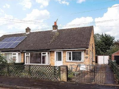 Galtres Road, York - Bungalow, Garden
