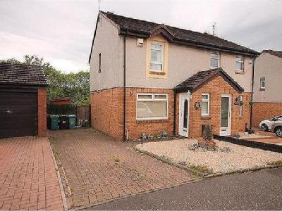 House to let, Airdrie, ML6 - Garden