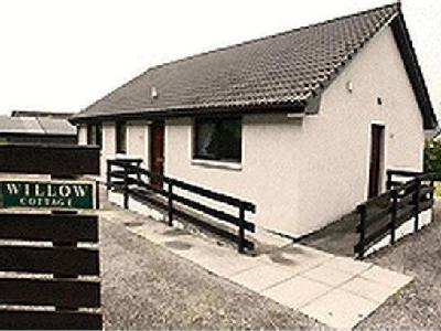 House to let, Inverness, Iv1 - Garden