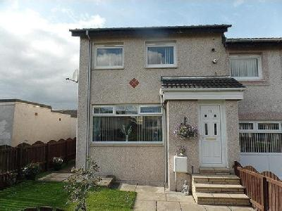 House to let, Shotts, Ml7 - Garden