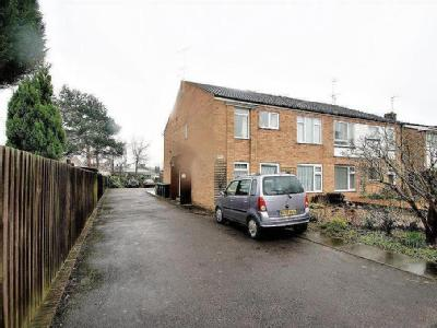 Firs Drive, Rugby - Leasehold, Garage