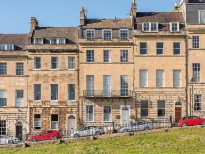 Marlborough Buildings, Bath, BA1