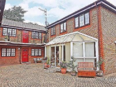 Retirement Property In Southend House, Footscray Road, Eltham
