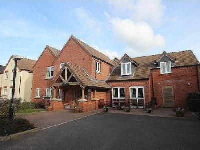 New Road, Studley - Retirement Home