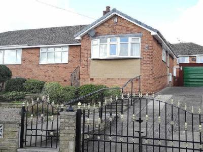Rectory Way, Monk Bretton, Monk Bretton, Barnsley, S71