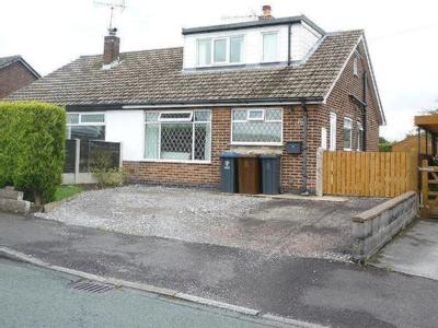 Dales Close, Biddulph Moor - Bungalow
