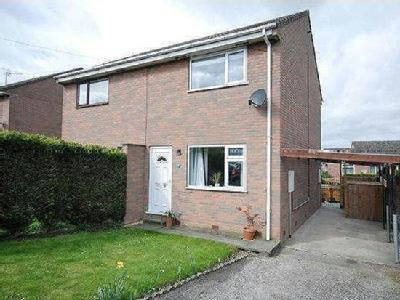 Dale View Road, Chesterfield - Garden