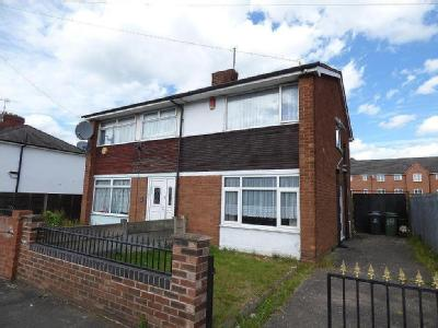 18 Dawson Street, Blakenhall Heath, Walsall, WS3 - Lot 8A (For Sale by Auction Mo July 2017)