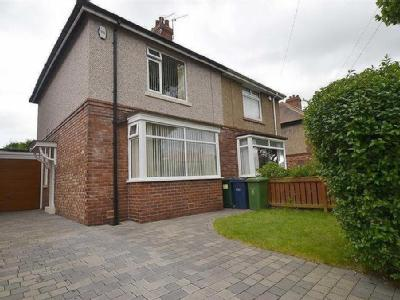 House for sale, Low Fell - Garden