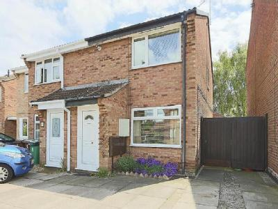 Downes Close, Bulwell, Nottinghamshire, NG6