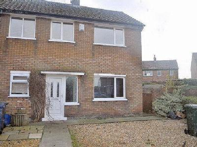 House to let, Furnival Drive