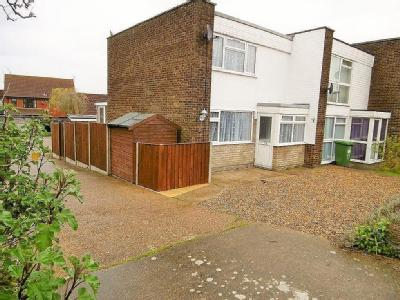 House to let, Sheringham - Garden