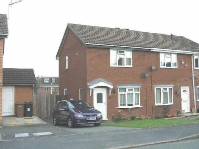 Balmoral Crescent, Oswestry, Shropshire, Sy11