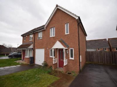 Newbiggin Place, Beaumont Leys, Leicester