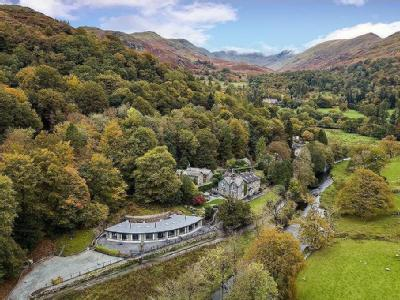Rivers Edge, 2 Riverside Terrace, Under Loughrigg, Ambleside, Cumbria, LA22