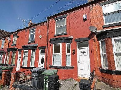 Elmswood Road, Birkenhead - Terraced