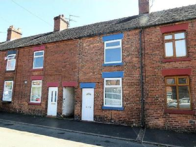 Young Street, Cheadle - Terraced
