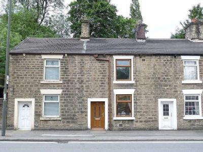 High Street West, Glossop - Terraced