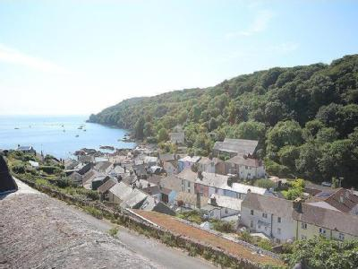 10 The Fort, Cawsand - Terraced