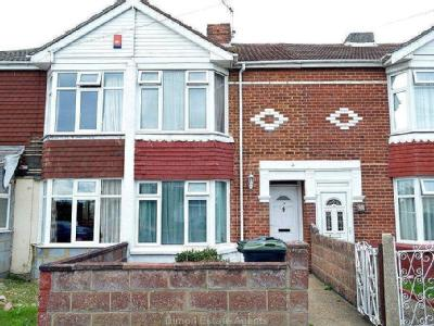 Mill Pond Road, Gosport - Terraced